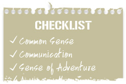 Outdoor Adventure Kit Checklist